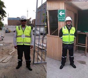 SEGURIDAD EN CONSTRUCCION Y OBRAS